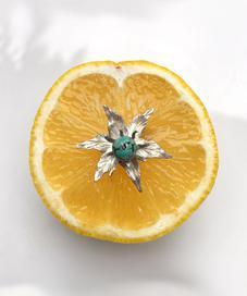 Litany turquoise pistil - Photo: Litany