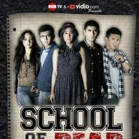 Poster School of the Dead. (Dok. Vidio.com)