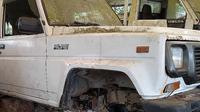 Kasus pencurian ban serta pelek mobil marak terjadi di Aceh (Liputan6.com/Rino Abonita)