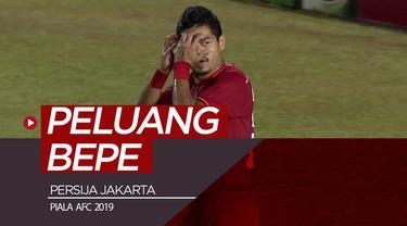 Berita video momen Bepe (Bambang Pamungkas) gagal memaksimalkan peluang emas untuk menyelamatkan Persija Jakarta dari kekalahan di Piala AFC 2019.