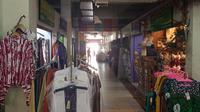 Sejumlah Pedagang di Pasar Segar Cinere kedapatan masih berjualan pada pemberlakukan PPKM Darurat di Kota Depok (Istimewa)