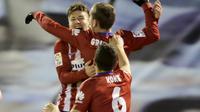 Celta Vigo Vs Atletico Madrid (Reuters)