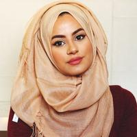 Style dengan hijab. (via: YouTube)