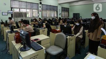 PTM Terbatas di Jakarta Ditunda Sementara Sampai 1 Oktober 2021