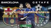 Barcelona vs Getafe (Bola.com/Samsul Hadi)