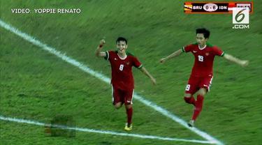 Timnas U-19 lolos ke babak semifinal Piala AFF U-18.