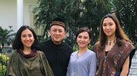 Sherina Munaf, Triawan Munaf dan keluarga (Foto: Instagram/@mayzurstla)
