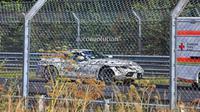 Toyota Supra mengalami insiden saat pengujian di trek Nurburgring, Jerman. (Autoevolution)