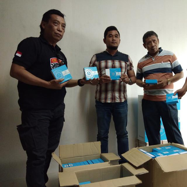 Polisi Geledah Kantor Qnet Di Jakarta Terkait Dugaan Investasi