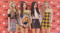 BLACKPINK gelar konser di Indonesia, 19 November 2018. (Deki Prayoga/Fimela.com)