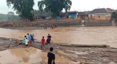 Banjir Bandang Lebak Banten