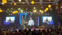 Menteri Agama Lukman Hakim Saifuddin menghadiri sebuah acara di Jakarta. (Merdeka.com)