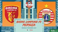 Shopee Liga 1 - Badak Lampung FC Vs Persija Jakarta (Bola.com/Adreanus Titus)