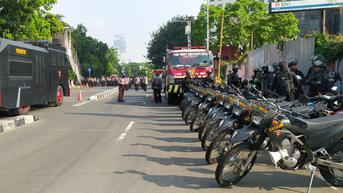 Polisi Akan Tes Covid-19 Secara Random Peserta Aksi Tolak Pemecatan 57 Pegawai KPK