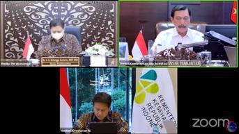 Tidak Ada Lagi Kabupaten Kota Masuk PPKM Level 4 di Jawa Bali