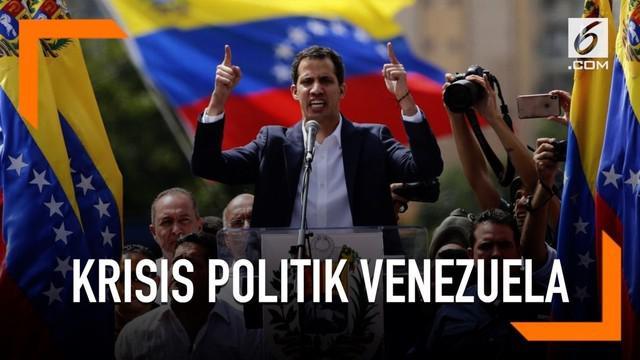 Pemimpin Majelis Nasional Venezuela mengatakan dirinya mau menerima tawaran Paus Fransiskus sebagai juru damai dalam konflik Venezuela.