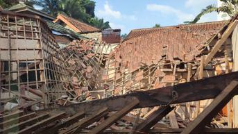 Atap SDN Otista Bogor yang Ambruk Sudah Masuk Rencana PerbaikanTahun Depan