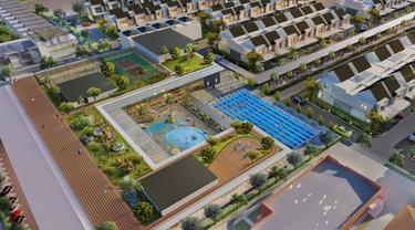 Calon pusat olahraga di Kabupaten Tangerang