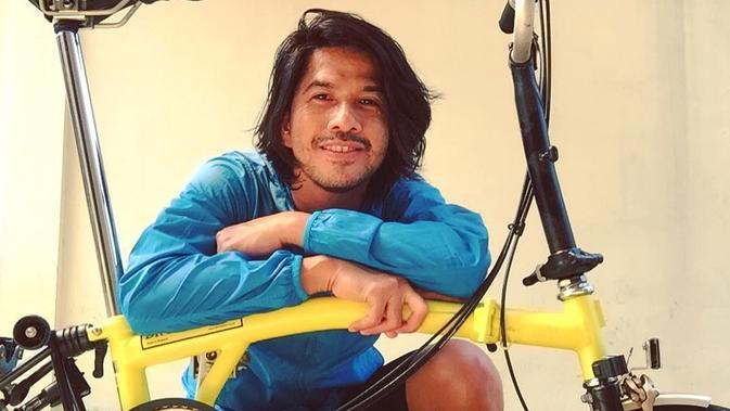 Bukan Sekedar Hobi, Ariyo Wahab Jadikan Bersepeda Sebagai Gaya Hidup
