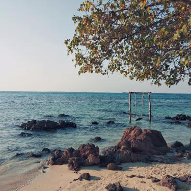 Ilustrasi tempat wisata Kepulauan Karimunjawa, Jepara