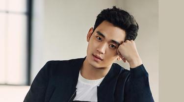 Kim Soo Hyun (Foto: Chun Youngsang untuk Netflix)