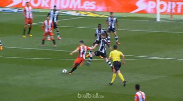Ambisi Girona untul tampil di Liga Europa musim depan terhambat usai hanya mampu bermain imbang 1-1 menghadapi Levante dan tertaha...