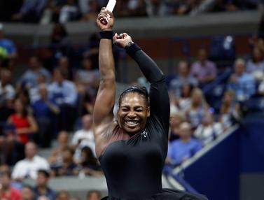 Petenis AS, Serena Williams