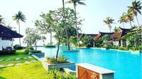 Dampak Pandemi, Hotel Mewah di India, Aveda Resort, Berubah Jadi Peternakan Ikan. (dok.Instagram @sumit_chawla/https://www.instagram.com/p/BQGecmejoEk/Henry)