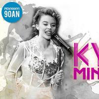 Menyimak semangat bermusik solois Kylie Minogue yang nampak tidak pernah menua. (Foto: dailymail.co.uk, Desain: Nurman Abdul Hakim/Bintang.com)