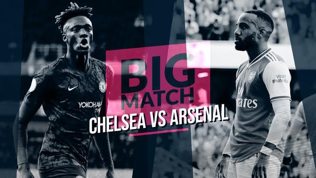 Berita Video Bigmatch Prediksi Chelsea Vs Arsenal, Absennya Aubameyang Peluang Besar The Blues Raih Kemenangan