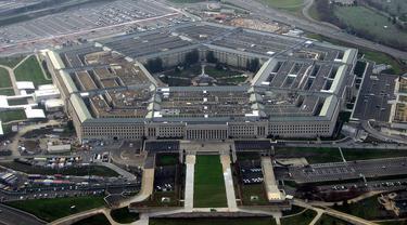 Markas Departemen Pertahanan AS atau Pentagon