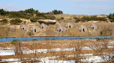 Desain Arsitektur Pertama ditemukan dalam Ukiran Batu