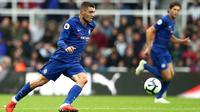Mateo Kovacic tampil membela Chelsea pada laga melawan Newcastle United (25/8/2018). (doc. Chelsea FC)