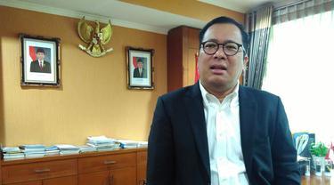 Wakil Ketua Komite Ekonomi dan Industri Nasional Arif Budimanta (Foto: Fiki/Liputan6.com)