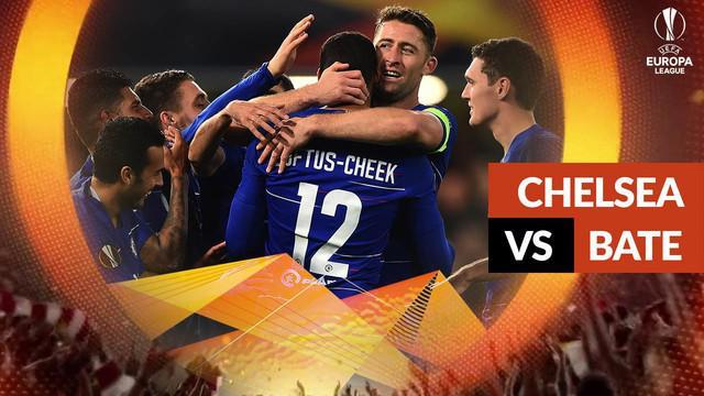 Berita video statistik Chelsea Vs BATE Borisov dalam laga matchday 3 penyisihan Grup L Liga Europa 2018-19 di Stamford Bridge, London, Jumat (26/10/2018) dini hari WIB.