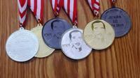 Medali Jokowi (Christian)