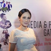Mulan Jameela. (Nurwahyunan/Bintang.com)
