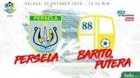 Liga 1 2018 Persela Lamongan Vs Barito Putera (Bola.com/Adreanus Titus)