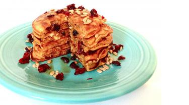 Diet di Bulan Puasa? Coba Sahur Dengan Resep Pancake Ini