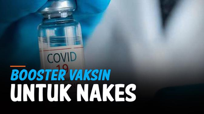 Liputan6 Update: Begini Pengertian Booster Vaksin Covid-19 - News Liputan6.com