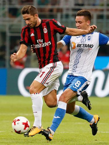 AC Milan-Craiova