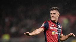 1. Krzysztof Piatek (Genoa) - 11 gol (AFP/Marco Bertorello)