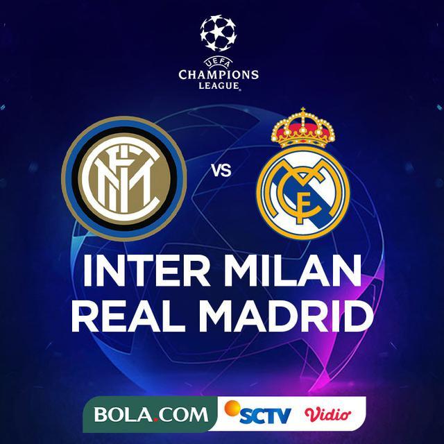 Prediksi Liga Champions Inter Milan Vs Real Madrid Menang Harga Mati Dunia Bola Com