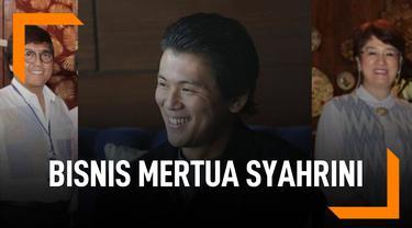 Deretan Bisnis Mertua Syahrini, Rosano Barack