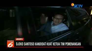 Prabowo Subianto pilih Jenderal (Purn) Djoko Santoso ketua tim pemenangan Prabowo-Sandi.