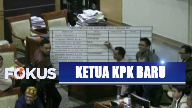 Irjen Pol Firli Bahuri didapuk jadi ketua KPK yang baru. Namun, sejumlah pihak menolak karena Firli pernah terlibat pelanggaran.