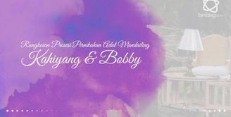 Pernikahan Kahiyang Ayu dan Bobby sebagai pernikahan beda budaya yang unik dan menyita banyak perhatian.