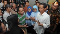 Jokowi akan menghapus istilah 'Miskin' untuk warga tidak mampu yang menerima Kartu Indonesia Sehat (KIS).