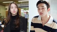 Han Seo Hee dan Yoo Ah In (Soompi)