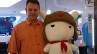 General Manager Southeast Asia Xiaomi, Steve Vickers (Foto: Andina Librianty/Liputan6.com)